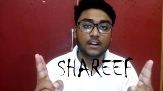 "The meaning of a ""Shareef"""