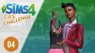 The Sims 4 CAS CHALLENGE #04 - Alien to Human