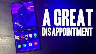 Samsung Galaxy Note 10+ Review: A Great Disappointment