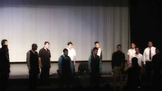 Shenandoah - CCHS Men's Choir 2015