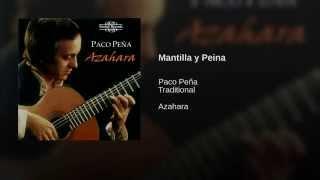 Mantilla y Peina