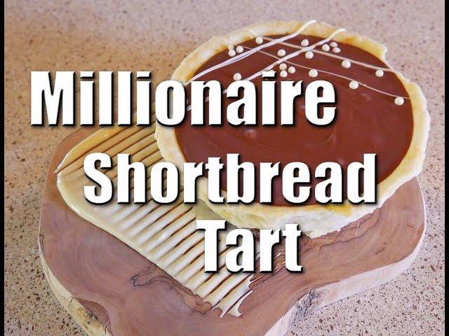 Millionaire Shortbread Tarts