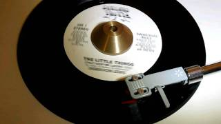 DEBRAVON LEWIS - THE LITTLE THINGS ( THAT KEEP ME LOVING YOU ) OAKLAND SMOKE 000-003 J