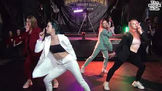 REFUND SISTERS - DON'T TOUCH ME dance cover by The Space [K-pop cover battle ★ 25.7.21 (25.07.2021)]