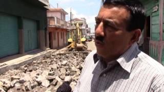 Proyectos de pavimentacion en San Rafael Pie de la Cuesta