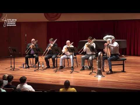 STS2018 - New York Philharmonic Low Brass - Mahler Symphony No. 2 - Excerpt 2