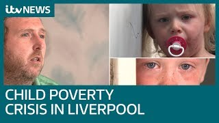 As politicians debate Brexit, poverty crisis leaves families struggling | ITV News