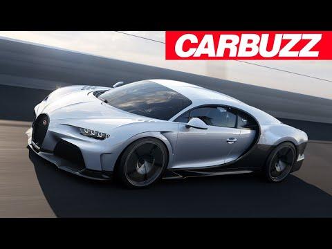 $3.9 Million Bugatti Chiron Super Sport #shorts