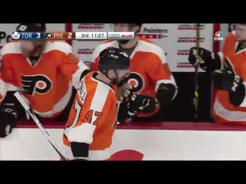 Andrew Macdonald - Game Highlights Flyers 2015/2016!