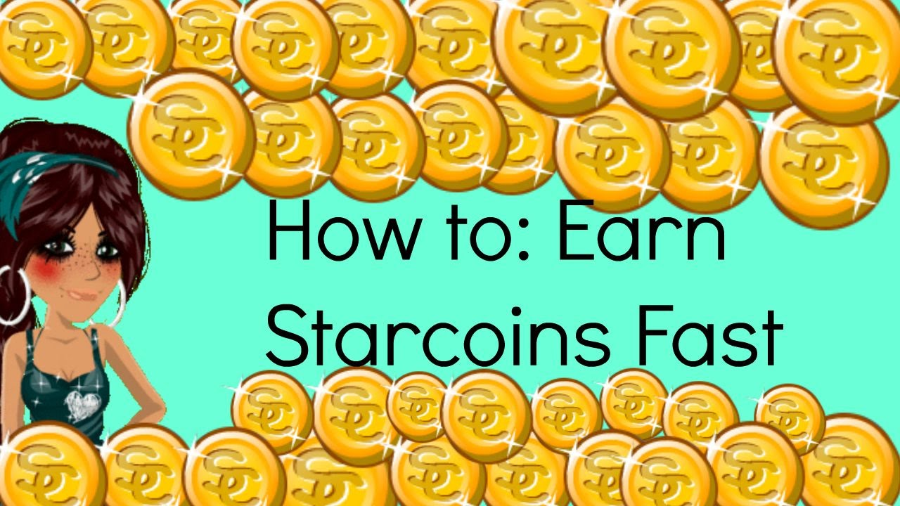 how to get a lot of starcoins on msp
