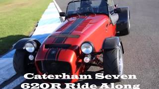 Caterham Seven 620r Ride Along And Dyno Test