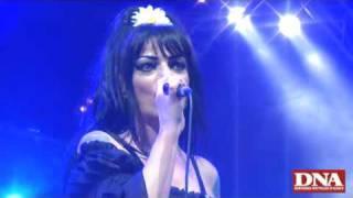 Nina Hagen - Run on  live 2009