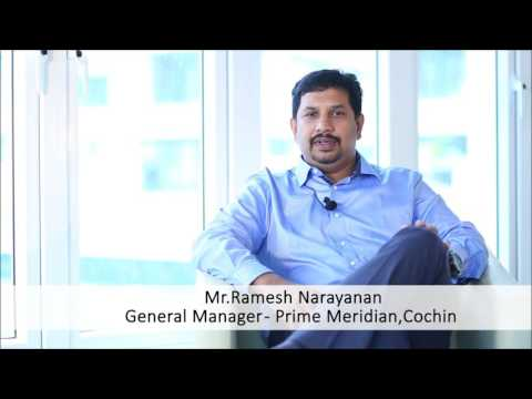 Mr. Ramesh Narayanan - General Manager, Prime Meridian Infrastructure, Cochin