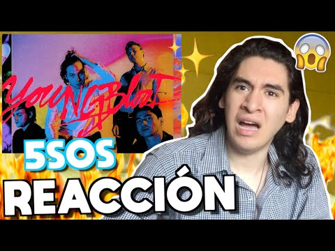 5 Seconds Of Summer - Youngblood | REACCIÓN