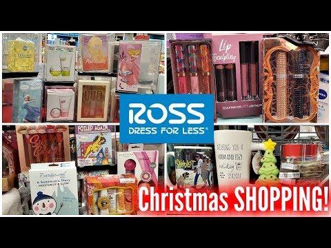 Ross CHRISTMAS SHOPPING PERFUME MAKEUP & MORE 2019