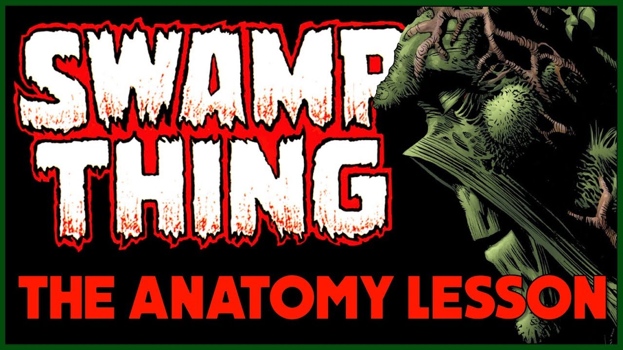 Download SWAMP THING: The Existential Horror of The Anatomy Lesson