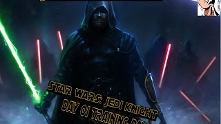 Star Wars: Jedi Knight, Jedi Academy ( Training, Day 01)
