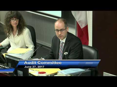 Audit Committee - June 27, 2017