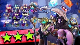 💀BEST GAME EVER -  Knight Egersis -  Auto Chess Mobile