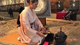 Japanese Tea Ceremony - 茶の湯 - Urasenke - 日本デー Japan Tradition & Culture