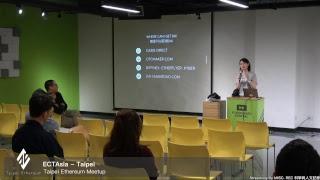 [LIVE] ECTAsia - Taipei | Taipei Ethereum Meetup