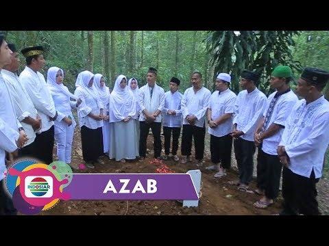 AZAB - Anak Angkat Durhaka Nisannya Dililit Ular