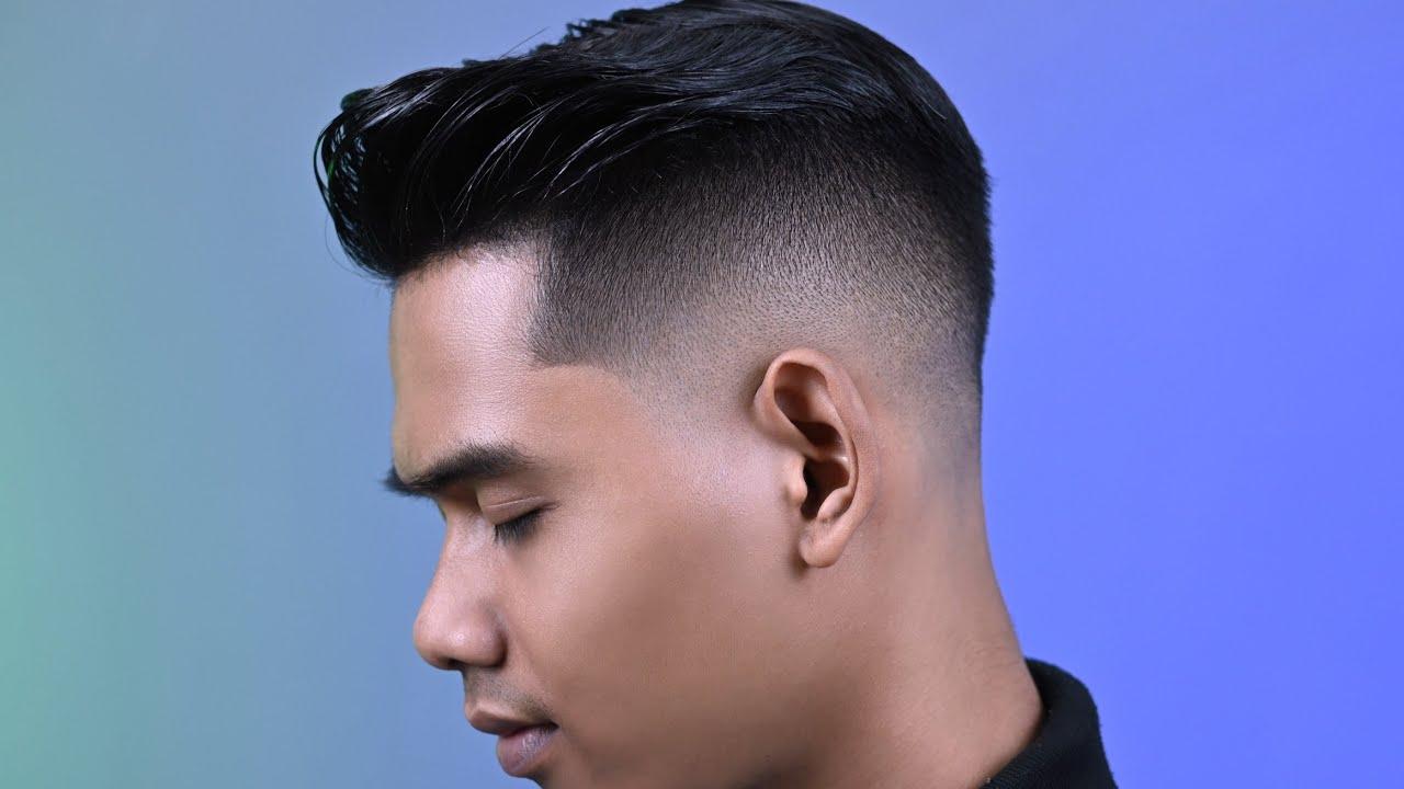 Pangkas Rambut Pria - Pemula - Skin Fade Tutorial Sempurna