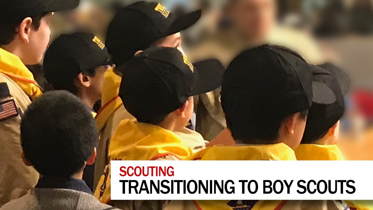 #32: Transitioning to Boy Scouts: The difference between the cub scouting  and boy scouting programs