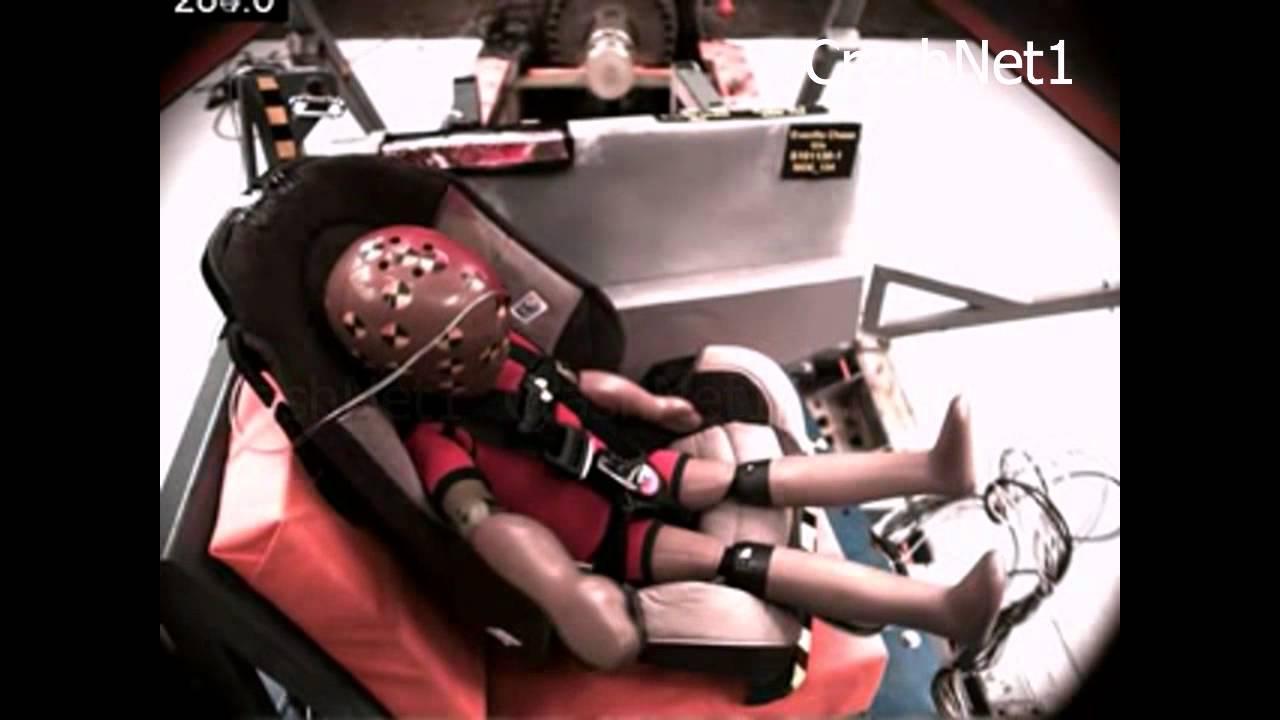 Child Seat Crash Test