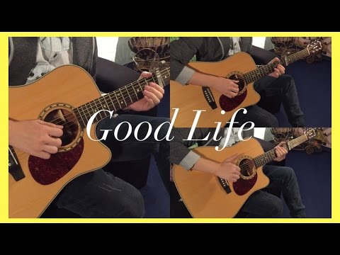 G-Eazy & Kehlani - Good Life(The Fate Of The Furious) - Guitar Cover by Amos Wong