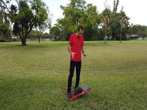Onewheel 101 Series Vol 4:  How to Do 180s Safely, Smoothly, and In Style!