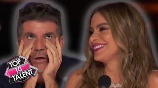 10 BEST Auditions From WEEK 1 Of America's Got Talent 2021!