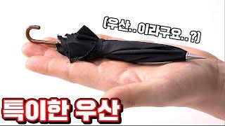 리얼 특이한 우산 3탄!! (쓸 순 있는 거죠...?)…