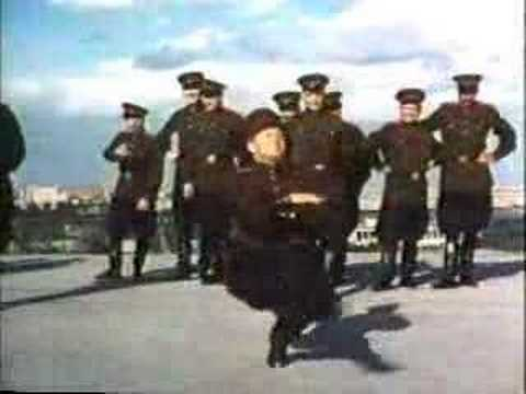 Russian Soldier's Dance