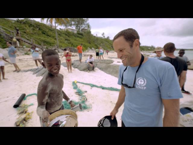 Youth take on ocean plastic pollution: SEA Change- Be Change!