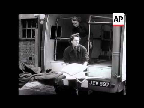 American Ambulances - (Mr Winant)