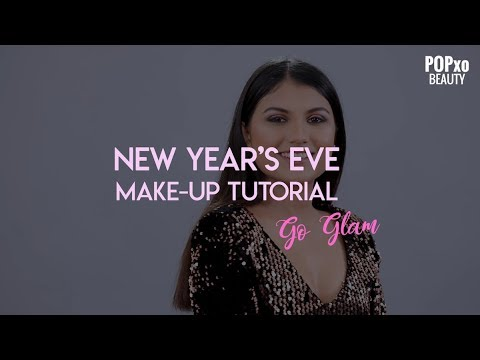 New Year's Eve Make-up Tutorial : Go Glam – POPxo Beauty