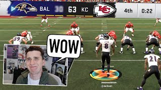 I used Mahomes vs the #1 ranked Lamar Jackson user, what a game!