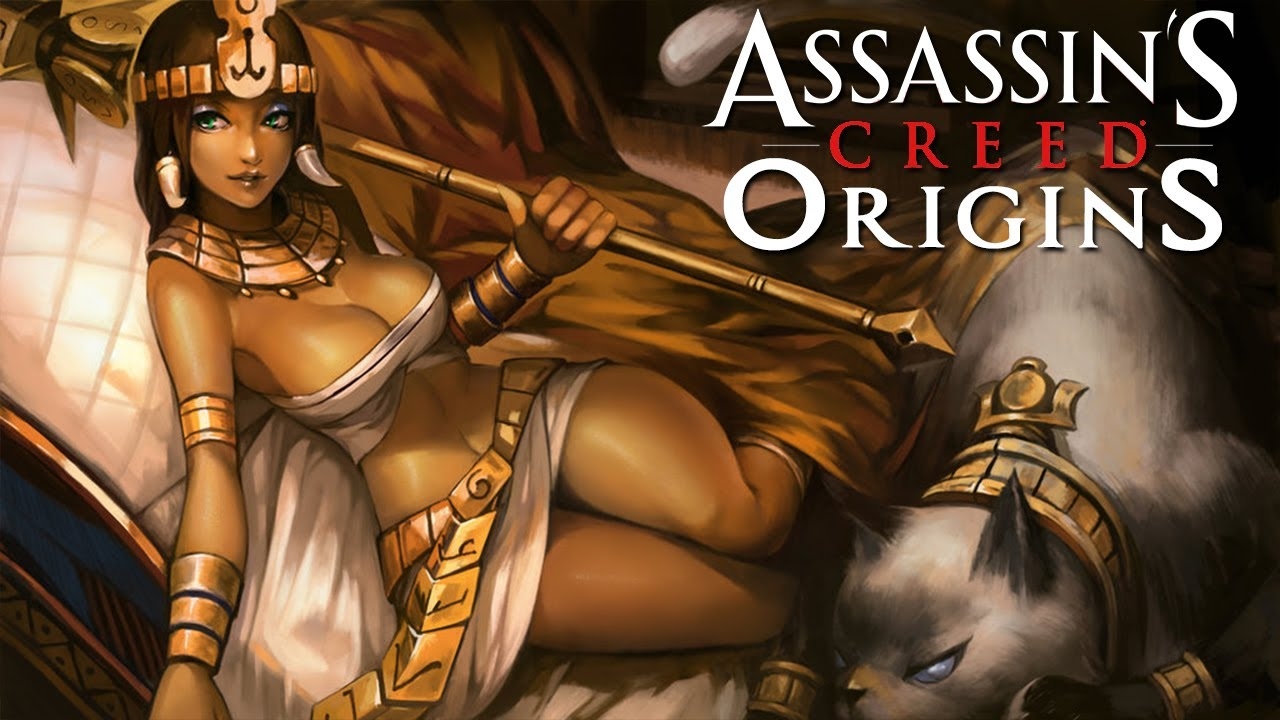 Assassins creed girl porn question
