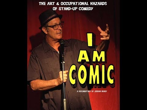 "Jordan Brady, directory, ""I Am Comic"" (2010)"