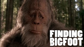 BIGFOOT CAUGHT ME ON CAMERA | Finding Bigfoot (Scariest Jumpscare ever)