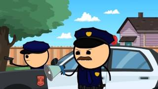 ⚡⚡⚡Cyanide & Happiness BEST Compilation ✔️ COP...