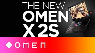 Introducing the OMEN X 2S | Revolutionary Dual-Screen Design