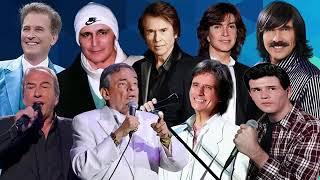 Camilo Sesto, Leo Dan, Perales, Roberto Carlos, Emmanuel, Raphael, Leonardo Favi