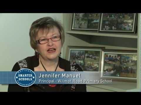 Smarter Schools case studies - Wilmot Road Primary School