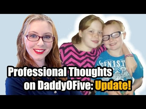 Thumbnail: Professional Thoughts on DaddyOFive: Update!