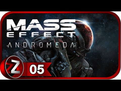 Mass Effect: Andromeda Прохождение на русском #5 - Диверсант [FullHD PC]
