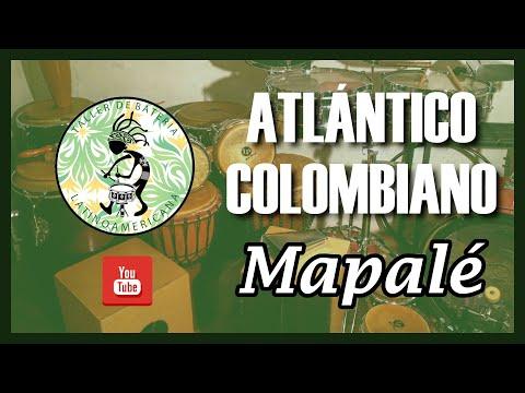 Taller de Batería Latinoamericana – Mapalé
