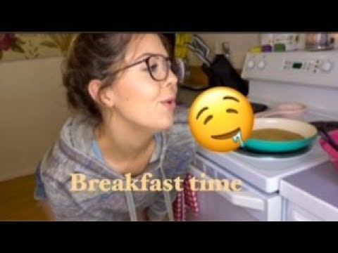 MAKE BREAKFAST WITH ME!
