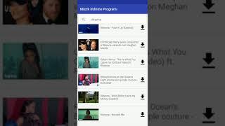 Android mp3 müzik şarkı indirme 2018